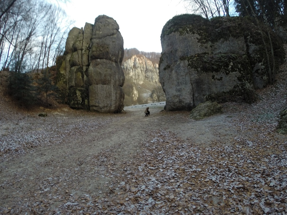 Wielka Brama i mała Rocca