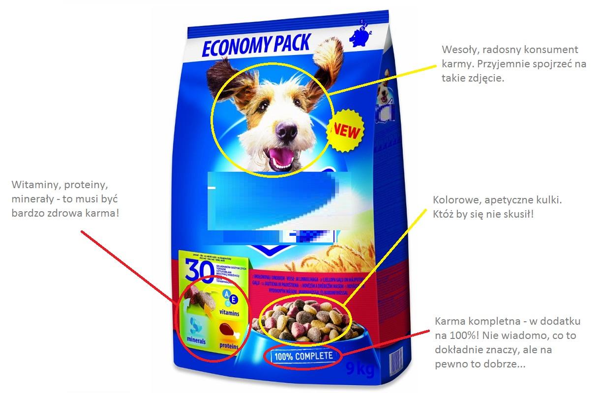 Jak wybrać suchą karmę dla psa?